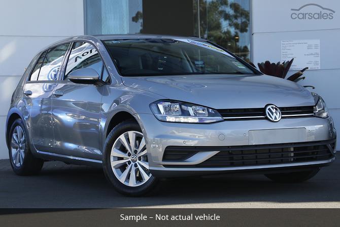 2018 Volkswagen Golf 110tsi Trendline 7 5 Auto My18