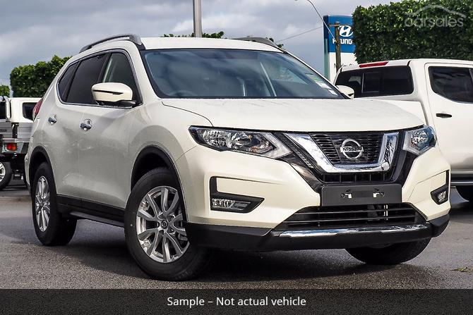 85d4a20db1 New   Used Nissan X-Trail White cars for sale in Tasmania - carsales ...
