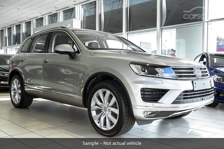 new & used volkswagen touareg cars for sale in new south wales