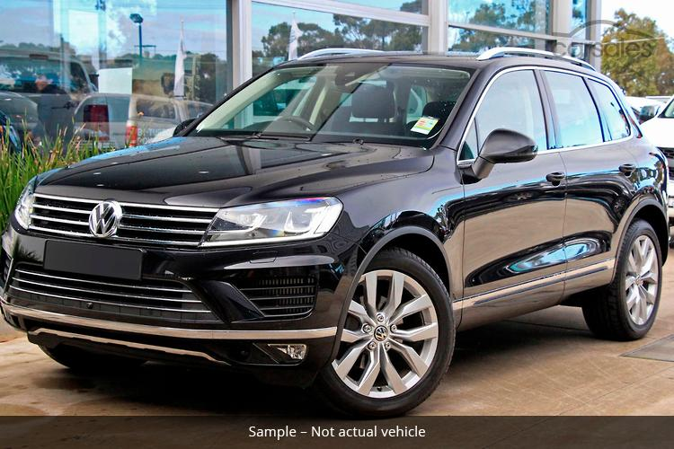 new & used volkswagen touareg cars for sale in australia - carsales