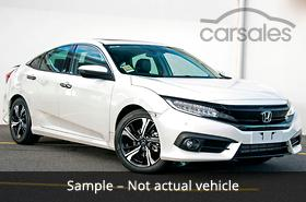 New Used Honda Civic Rs Cars For Sale In Australia Carsales Com Au