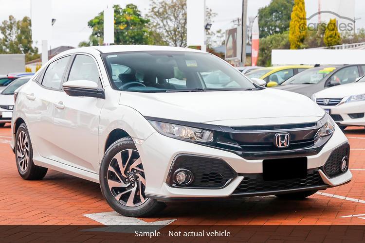 2017 Honda Civic VTi S Auto MY17