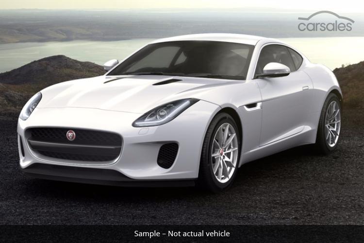 2018 Jaguar F TYPE Coupe