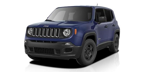 New Jeep Renegade Suv Cars For Sale Carsales Com Au