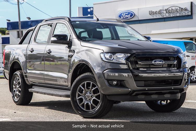 2017 Ford Ranger FX4 PX MkII Auto 4x4 Double Cab & New u0026 Used Ford Ranger FX4 cars for sale in Australia - carsales ... markmcfarlin.com