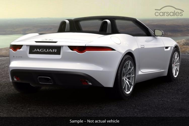 2018 Jaguar F TYPE Convertible