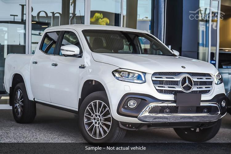 New Used Mercedes Benz X Class X350d Power Ute Cars For Sale In