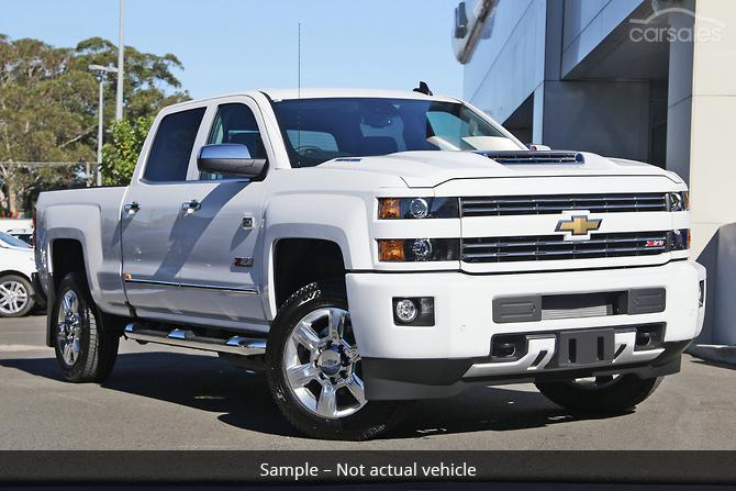 8ee2d5f498 New   Used Chevrolet Ute cars for sale in Australia - carsales.com.au