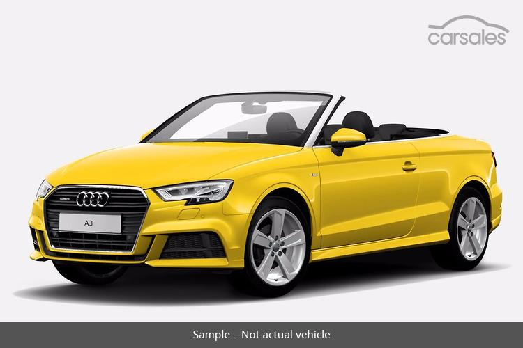 New Used Audi A3 Yellow Cars For Sale In Australia Carsales Com Au