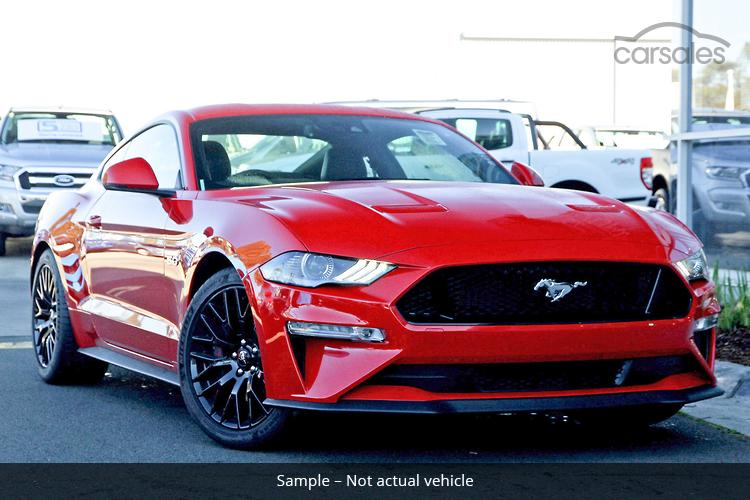 Ford Mustang Gt Fn Auto Rwd My