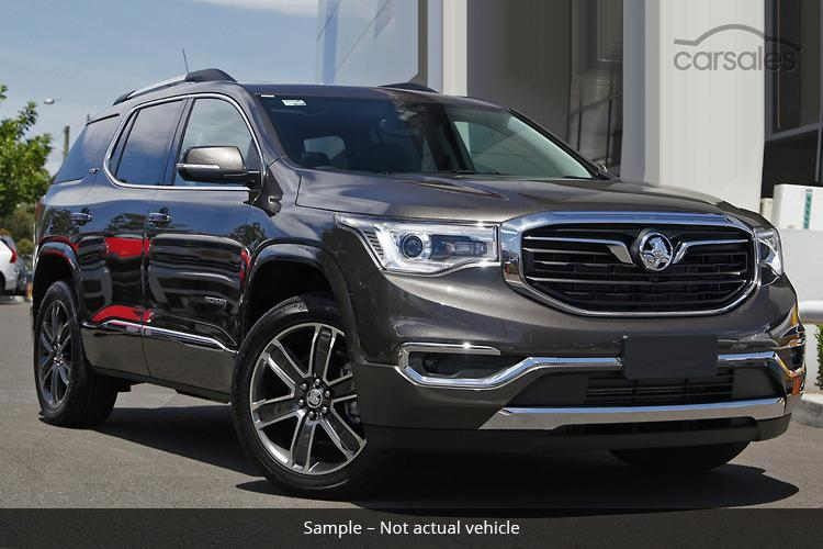 New Used Suv Cars For Sale In Darwin Northern Territory Carsales