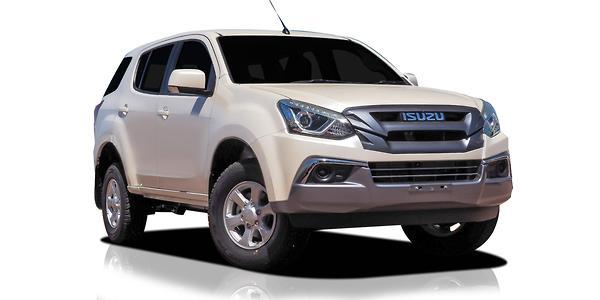 New isuzu mu x suv cars for sale carsales 2018 isuzu mu x suv sciox Image collections