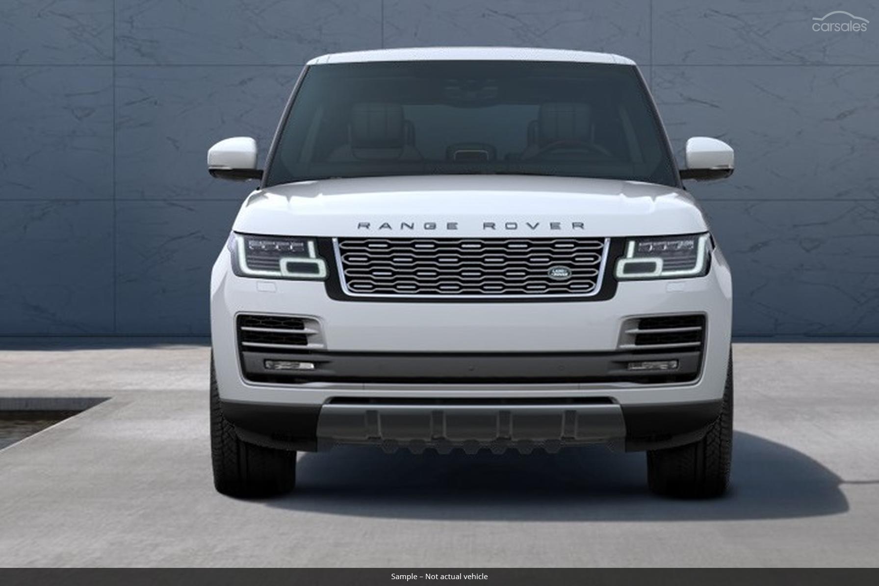 2018 Land Rover Range V8sc Svautobiography Lwb Auto 4x4 My18 Trailer Wiring Colour Code Australia Shrm Ad 5861473
