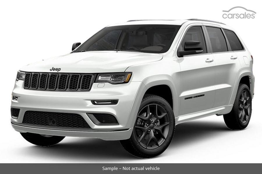 2019 Jeep Grand Cherokee S-Limited Auto 4x4 MY19-SHRM-AD-6009723