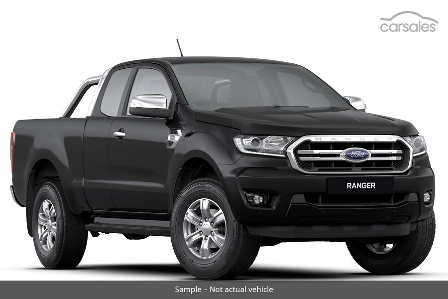 2019 Ford Ranger XLT PX MkIII Auto 4x4 MY19 75 Super Cab