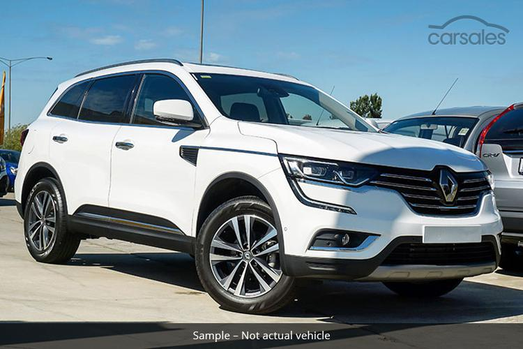 Renault koleos for sale perth