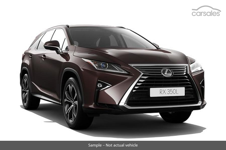 2018 Lexus Rx350 L Luxury Auto 4x4 Shrm Ad 5864229
