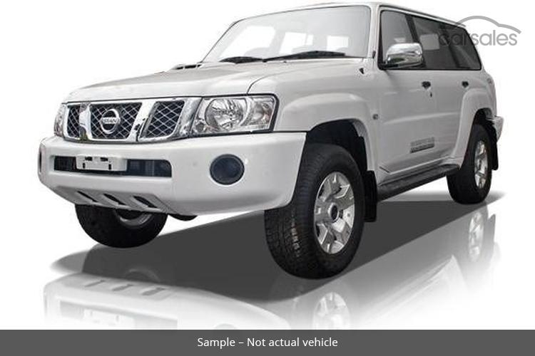 2010 Nissan Patrol ST GU 7 Owner Review by peter - carsales com au