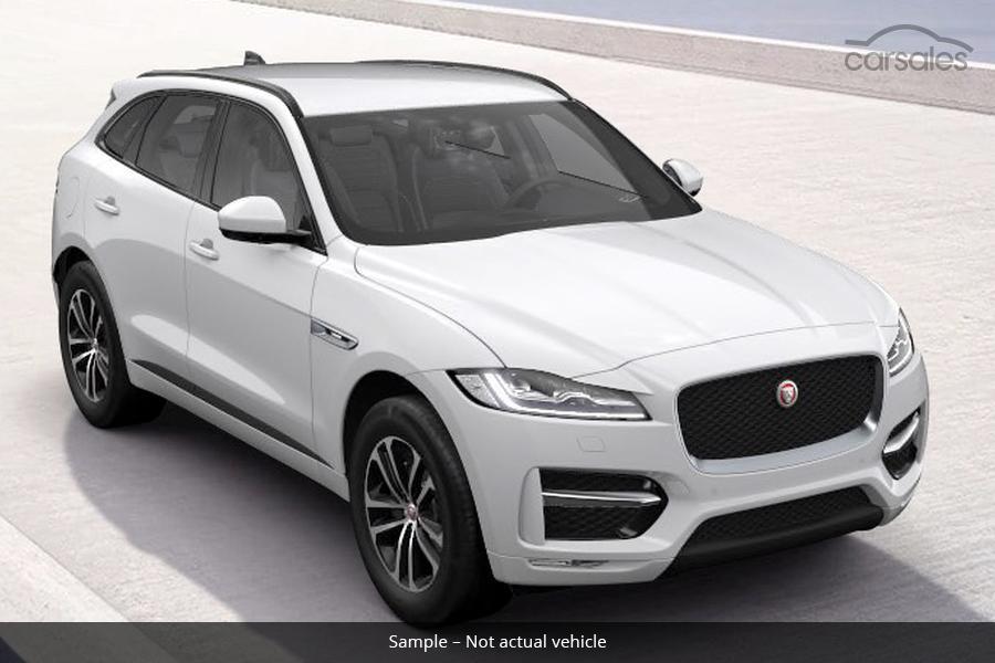 2019 Jaguar F Pace 30t R Sport Auto Awd My20 Shrm Ad 6034695