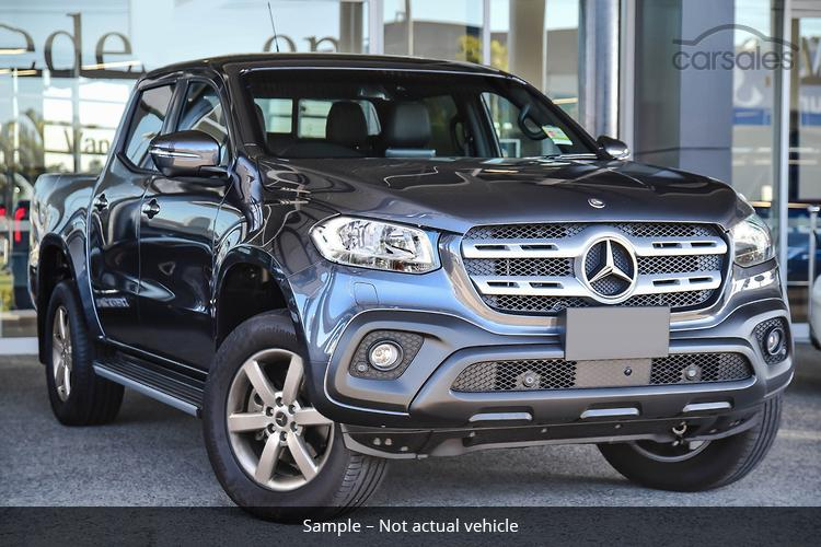 New Used Mercedes Benz X Class Cars For Sale In Australia