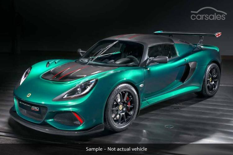 New Used Lotus Green Cars For Sale In Australia Carsales Com Au