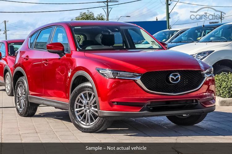2018 Mazda CX 5 Maxx Sport KF Series Auto I ACTIV AWD
