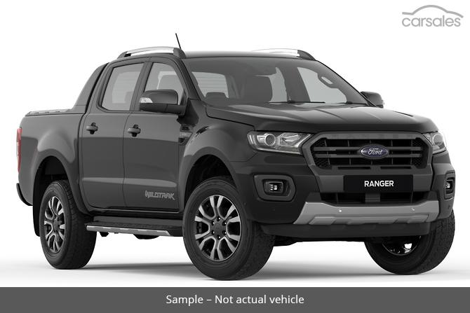 New Used Ford Ranger Wildtrak Cars For Sale In New South Wales