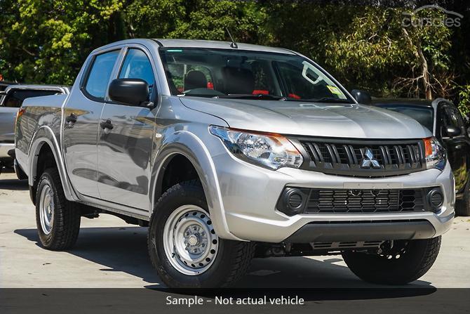 New Used Mitsubishi Triton Silver Ute Cars For Sale In Brisbane