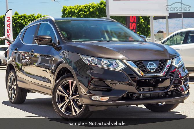 New Used Nissan Qashqai 5 Doors Cars For Sale In Perth Western
