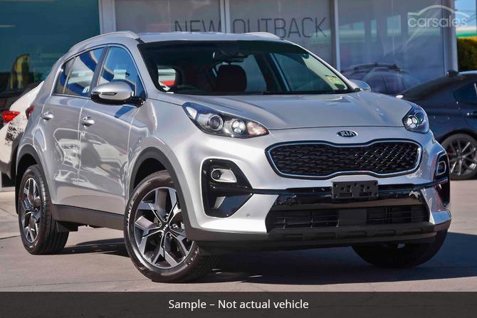 New Used Kia Sportage Cars For Sale In Melbourne Victoria