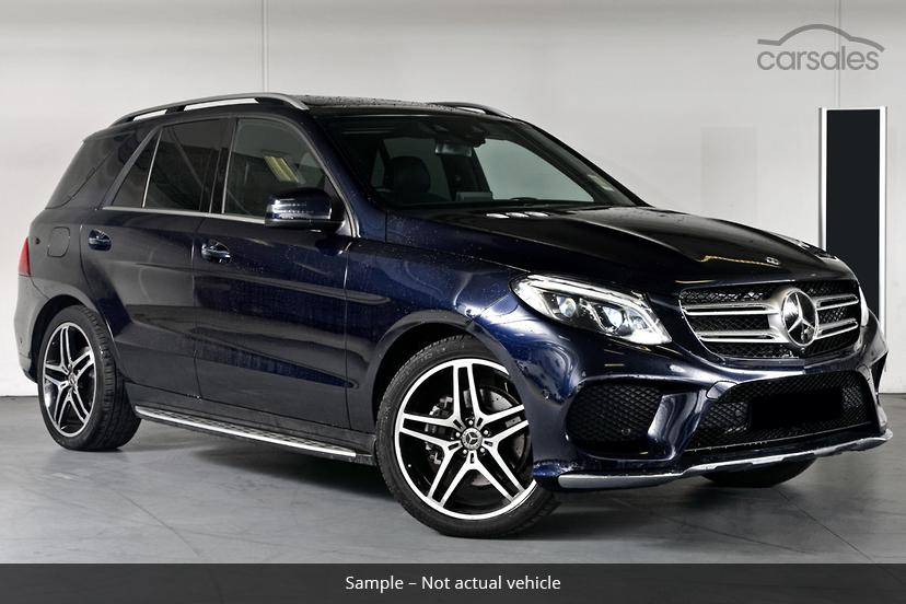 Mercedes-Benz GLE350 SUV Automatic Diesel Turbo Intercooled