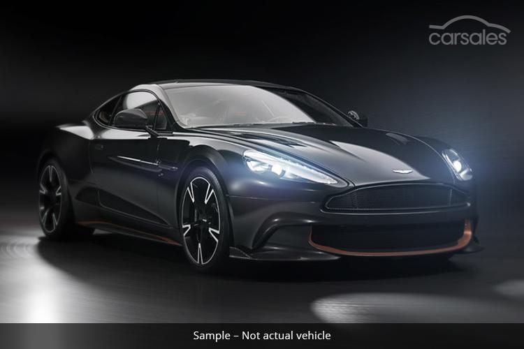 2018 Aston Martin Vanquish S Ultimate Auto My18 Shrm Ad 5899229