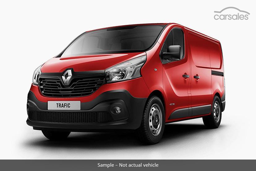 ce58e3f6a1 2018 Renault Trafic 103KW SWB Manual
