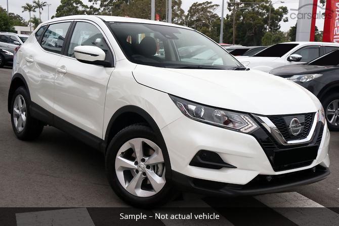 New Used Nissan Qashqai White Cars For Sale In Australia