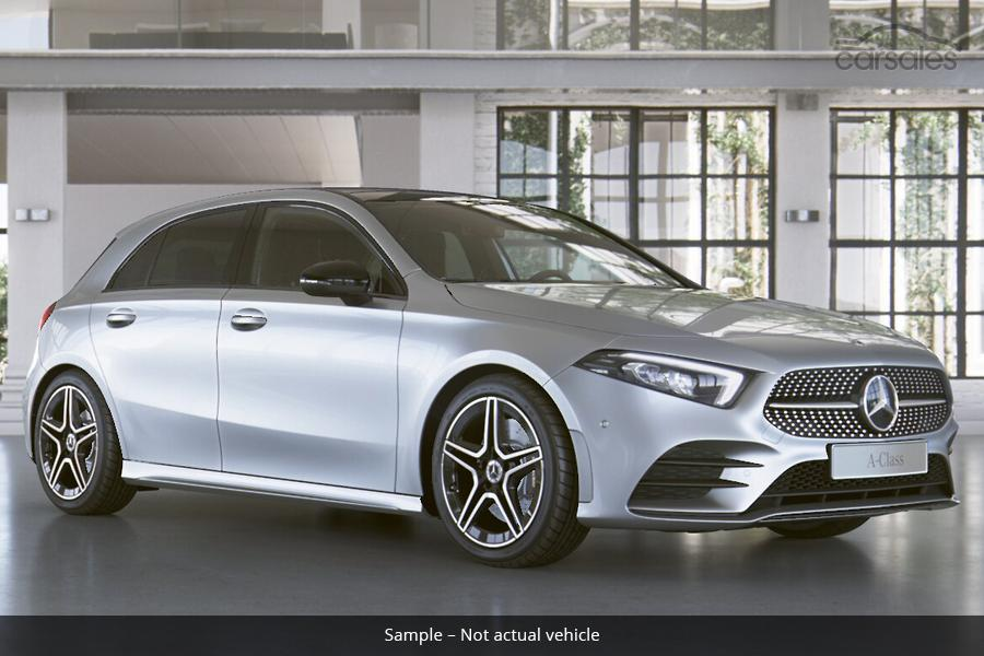 2019 Mercedes Benz A Class A250 Amg Line Auto 4matic Shrm Ad