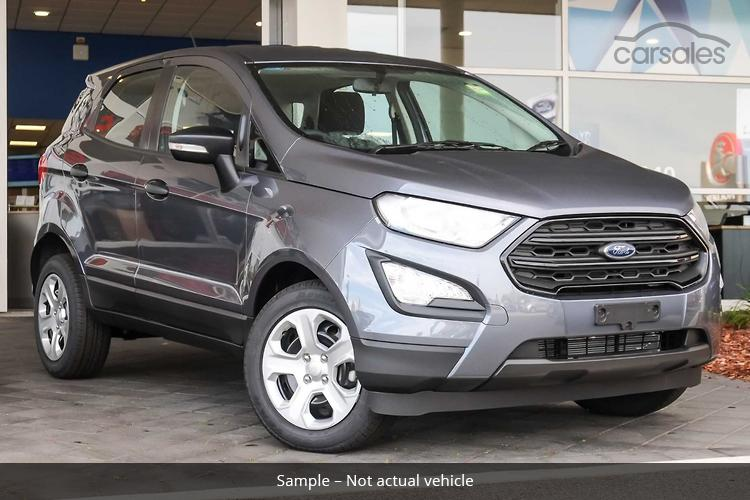 2018 Ford Ecosport Ambiente Bl Auto My18 75 Shrm Ad 5898751