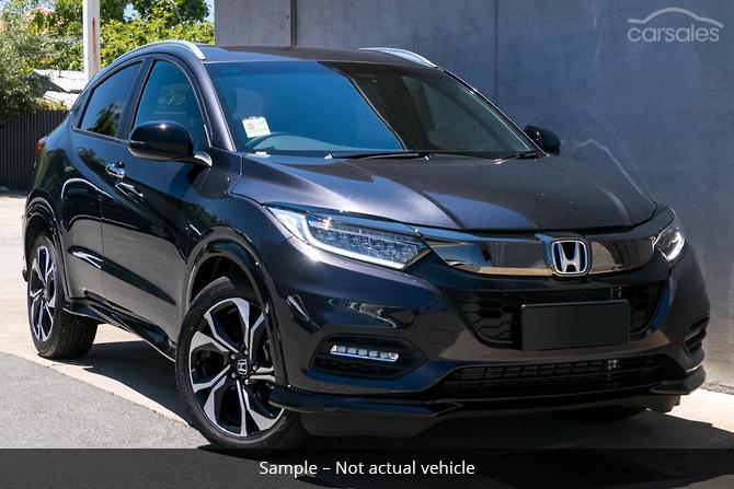 2018 Honda Hr V Rs Auto My18