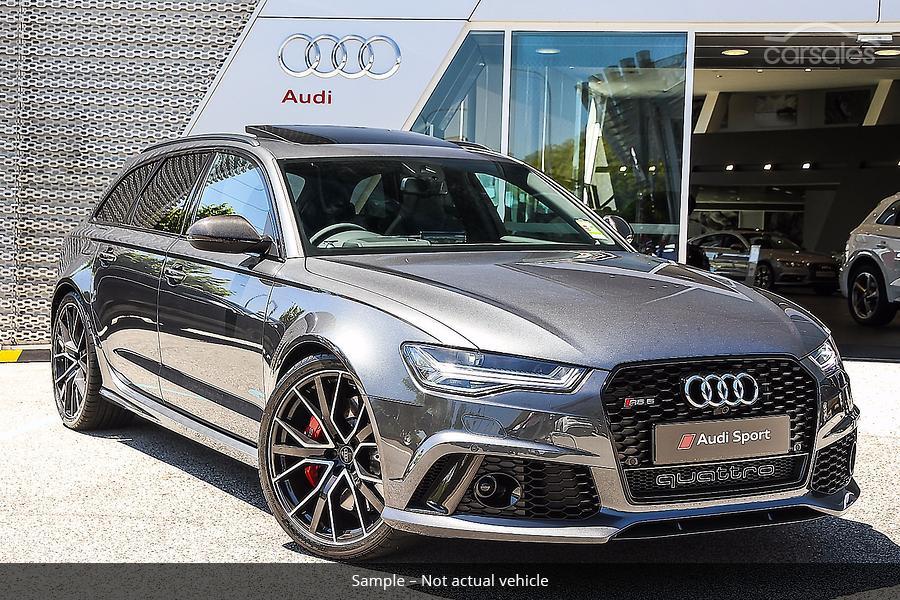 2017 Audi Rs6 Performance Auto Quattro My18 Shrm Ad 5774230