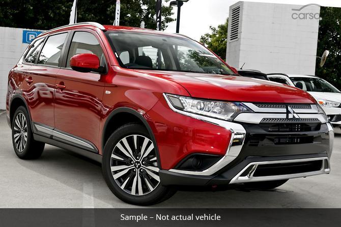 New Used Mitsubishi Outlander Cars For Sale In Australia