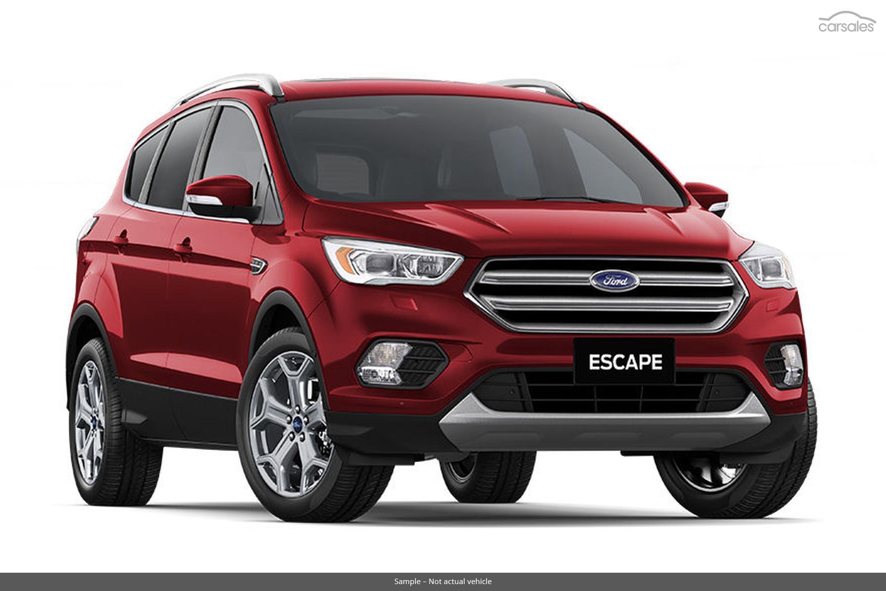 2018 Ford Escape Anium Zg Auto Awd My18 Shrm Ad 5886777 Cars Au