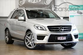 New Used Mercedes Benz Ml63 Cars For Sale In Australia Carsales