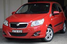 2010 Holden Barina Tk Manual My10