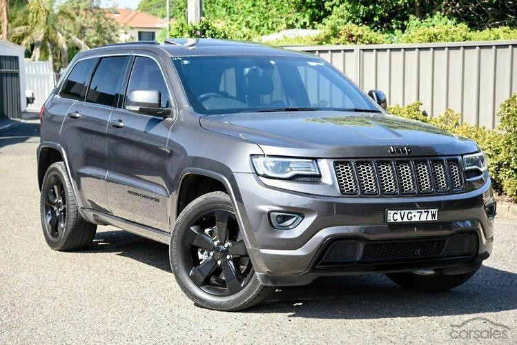 New Used Jeep Grand Cherokee Cars For Sale In Australia