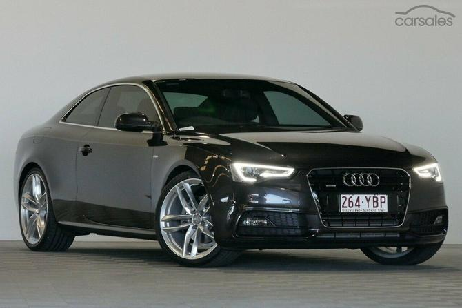 New Used Audi A Cars For Sale In Brisbane City Brisbane - Audi a5 for sale