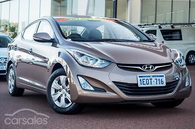 2014 Hyundai Elantra Active Auto