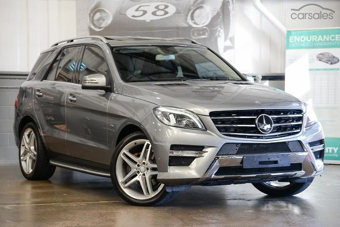 New Used 2012 Mercedes Benz Ml350 Cars For Sale In Australia