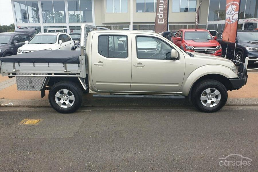 2010 Nissan Navara ST D40 Auto 4x4 Dual Cab-OAG-AD-17396827
