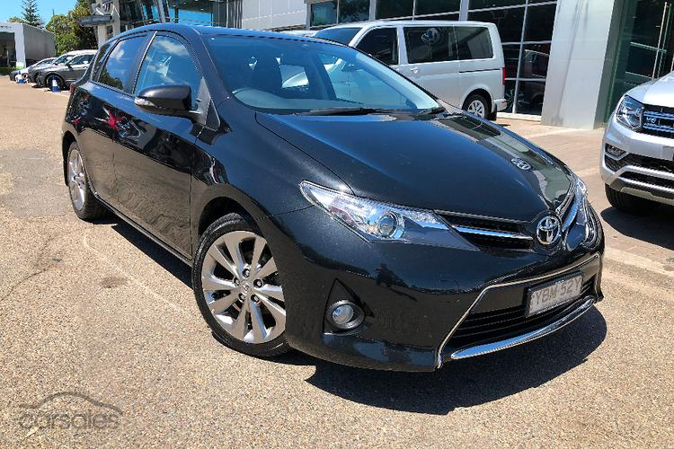 New Used Toyota Corolla Black Hatch Cars For Sale In Australia