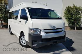 591bc046cf New   Used Toyota Hiace Commuter cars for sale in Queensland ...