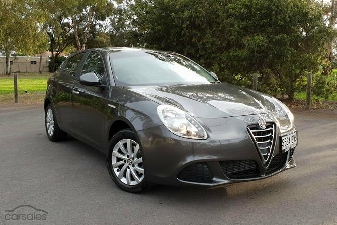 New Used Alfa Romeo Giulietta Petrol Premium ULP Cars For Sale - Used alfa romeo giulietta
